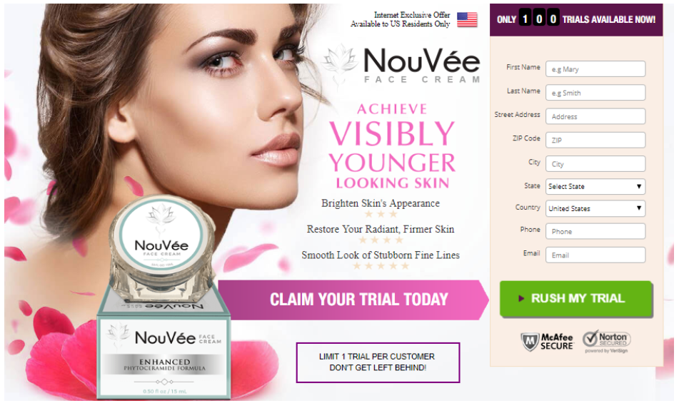 Nouvee Face Cream