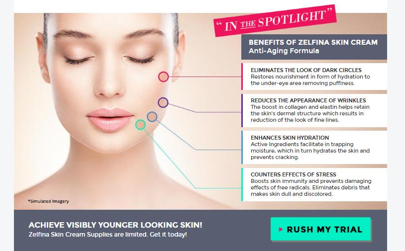 Zelfina Skin Cream