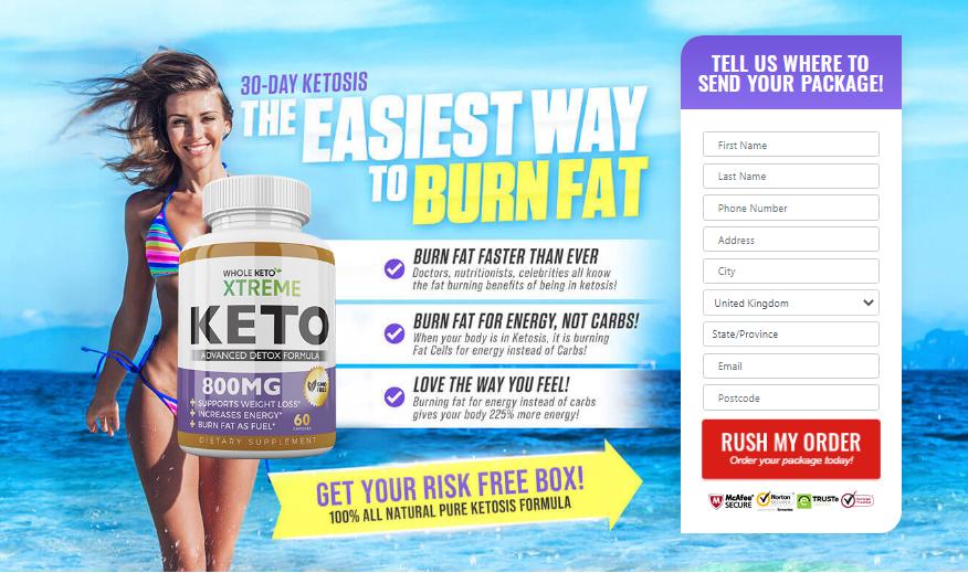 Whole Keto Xtreme UK