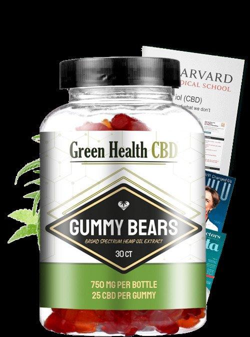 Green Health CBD Gummies