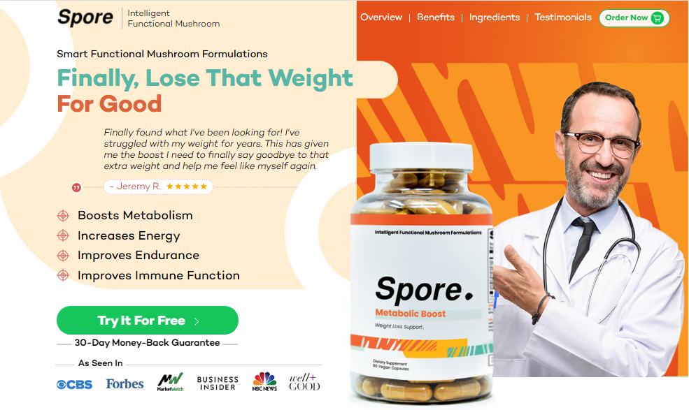 Spore Metabolic Boost