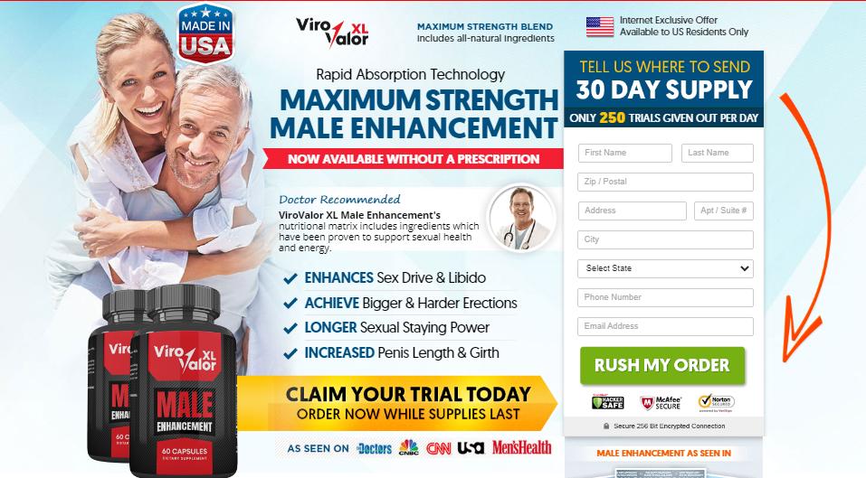 ViroValor XL Male Enhancement